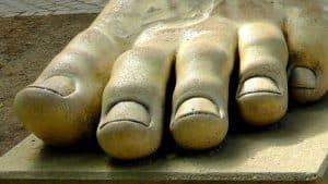 Toes are a bonus!