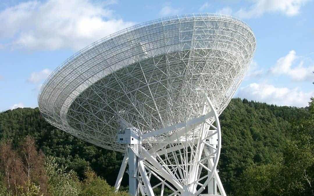 Huge reception antenna