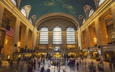 Surrender at Grand Central Terminal