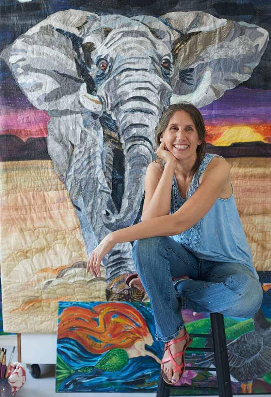 Larissa Davis, Artist